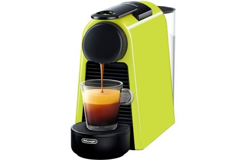 Essenza Mini Nespresso Lime Green