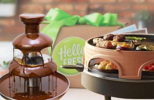 Hellofresh fontaine grill
