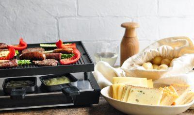 raclette pierrade