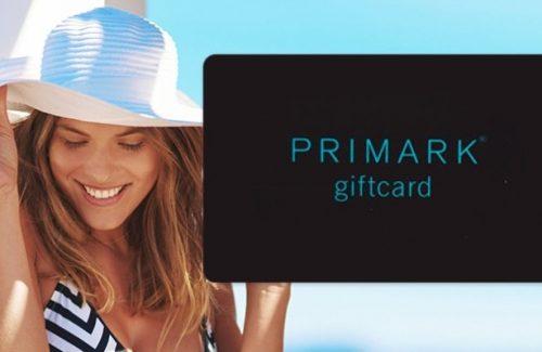 gagner carte cadeau primark Primark | Meilleurs Concours