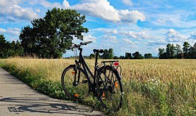 vélo nature