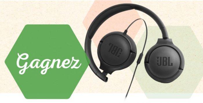 écouteurs JBL