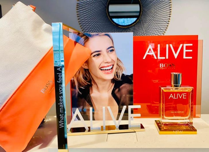 Parfum Alive