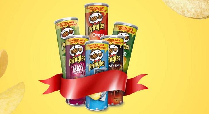 Pringels Pack
