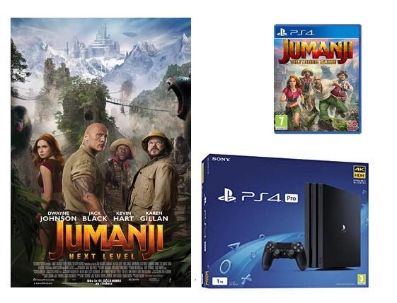 PS4 Jumanji