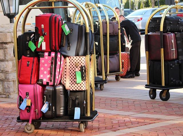 valise gratuite